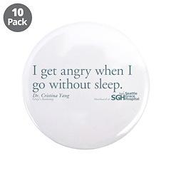 I get tired... - Grey's Anatomy 3.5