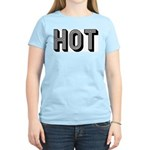 HOT Women's Pink T-Shirt