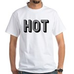 HOT Premium White T-Shirt