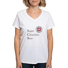 SCB Super Chocolate Bear Shirt