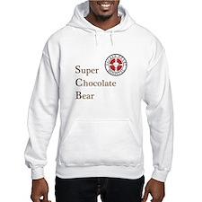 SCB Super Chocolate Bear Hoodie