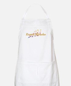 Expect Miracles Apron