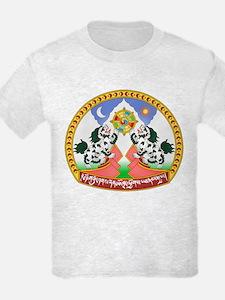 Tibet Tibetan Emblem T-Shirt
