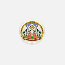 Tibet Tibetan Emblem Mini Button (10 pack)