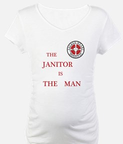 The Janitor is the Man Shirt