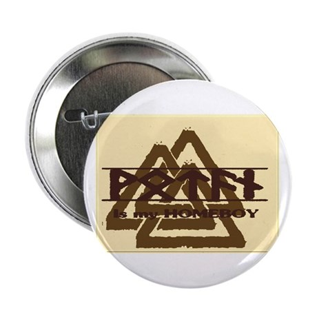 """Wotan is my homeboy with valknut 2.25"""" Button"""