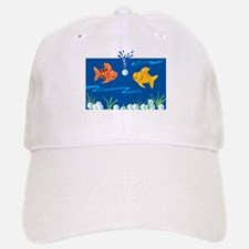Golf Water Hazard Baseball Baseball Cap