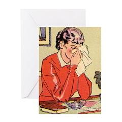 Boo Hoo BRIDE.2 Greeting Card