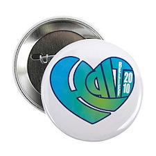 "Haiti Heart 2.25"" Button"
