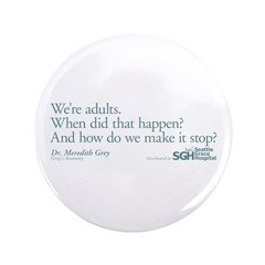 We're Adults - Grey's Anatomy Quote 3.5