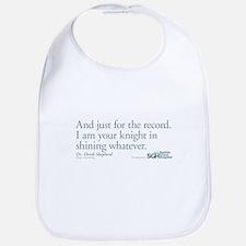 For the Record... - Grey's Anatomy Bib