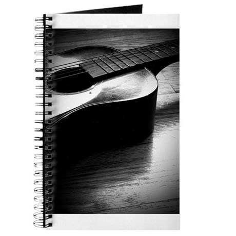 Old Guitar (P) Journal