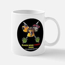 Black Beak Saga logo Mug