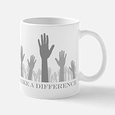 Make A Difference Mug