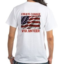 Create Change - Volunteer Shirt