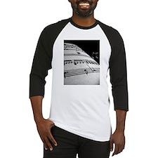 Sheet Music Baseball Jersey