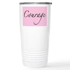 Unique Team courage Travel Mug