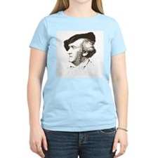 Wagner shirt with list of Ope T-Shirt