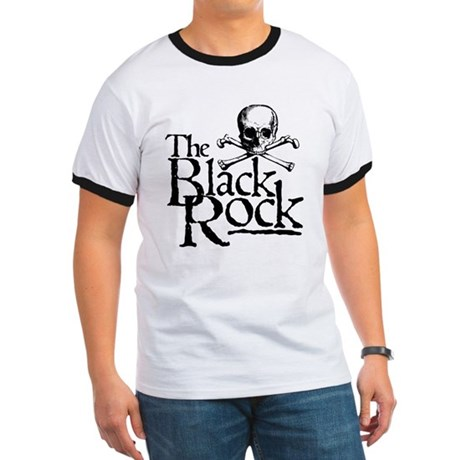 The Black Rock Ringer T