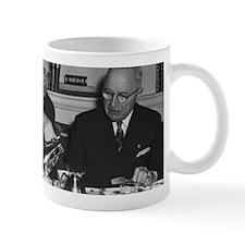 Harry S. Truman coffee mug