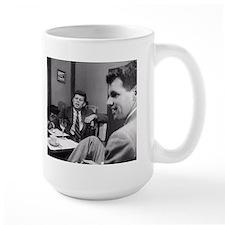 JFK & RFK large coffee mug