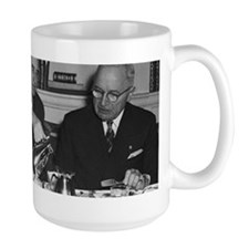 Harry S. Truman large coffee mug