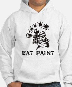 Eat Paint Paintball Hoodie Sweatshirt