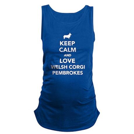 Garden State Smarts Maternity Dark T-Shirt