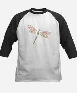 Pink Dragonfly Tee