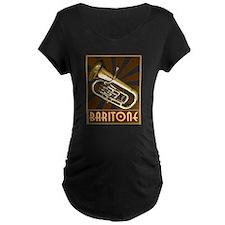 BandNerd.com: Retro Baritone T-Shirt