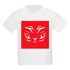 Red Tiger Logo T-Shirt