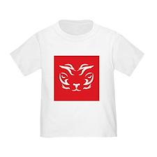 Red Tiger Logo T
