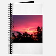 Pink Sunrise Journal