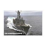USS WADSWORTH Mini Poster Print