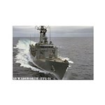 USS WADSWORTH Rectangle Magnet (100 pack)