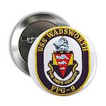 "USS WADSWORTH 2.25"" Button"