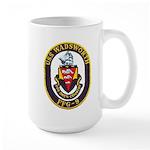 USS WADSWORTH Large Mug