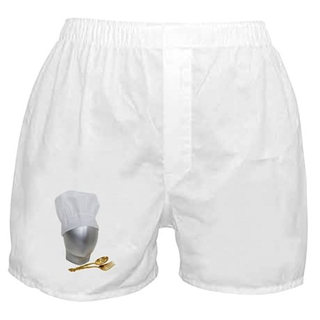 Chef Head Boxer Shorts
