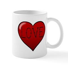 Love Tat Mug