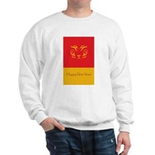 Year of the Tiger for Him Sweatshirt