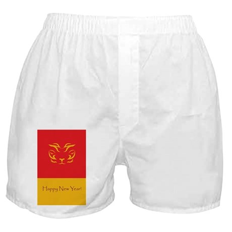 Year of the Tiger for Him Boxer Shorts
