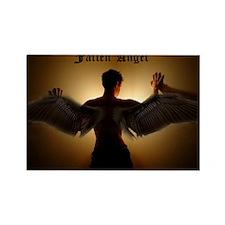 Fallen Angel Rectangle Magnet (10 pack)