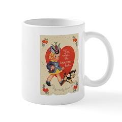 Crazy Hat Valentine Mug
