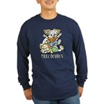 Vincent And Tiffany Long Sleeve T-Shirt
