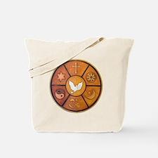 Interfaith Symbol - Tote Bag