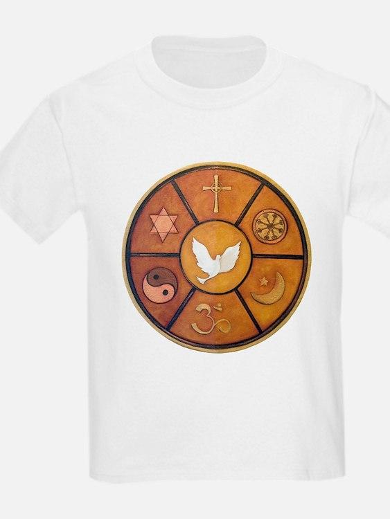 Interfaith Symbol - T-Shirt