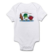 Let's Go to the Market! Infant Bodysuit