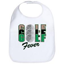 Golf Fever  Bib
