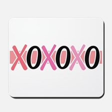 Hugs & Kisses Mousepad
