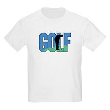 Golf Symbol  Kids T-Shirt